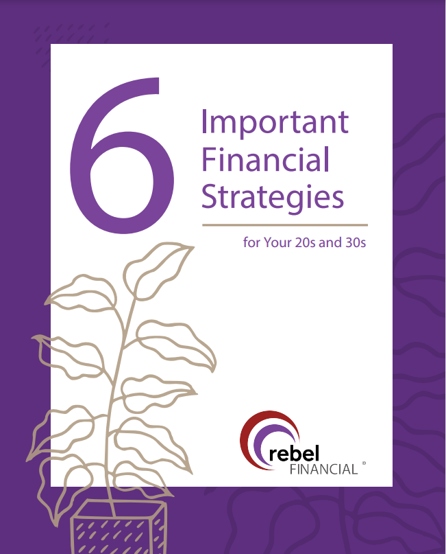 6 Important Financial Strategies for your 20s and 30s free eBook download